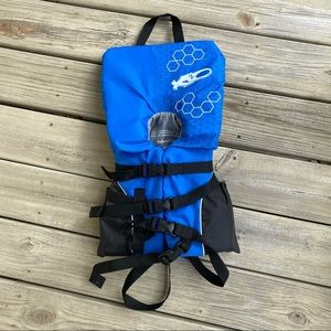 Exxel Outdoors Infant Child Under 50 lbs Life Vest